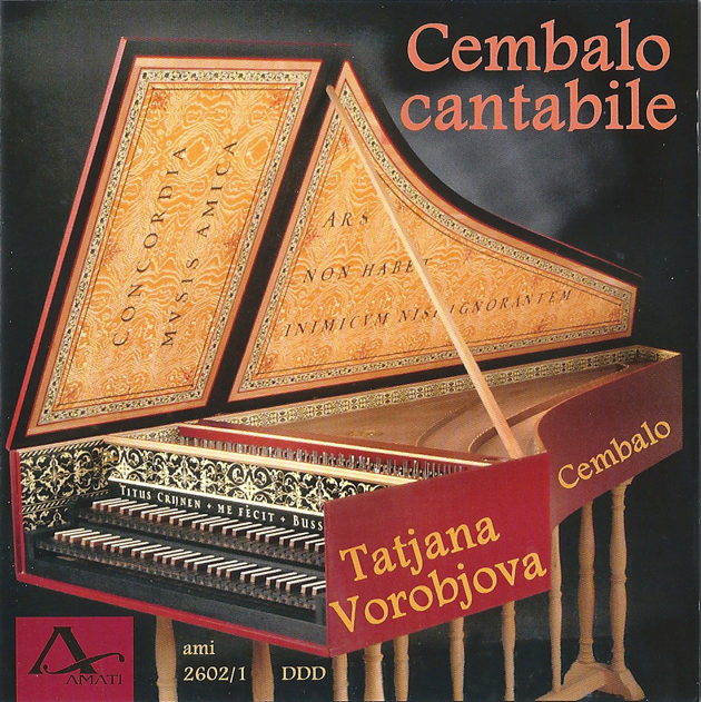 Cembalo Cantabile Cover 2